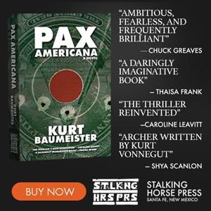 PAX AMERICANA – KURT BAUMEISTER